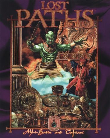 9781565044296: Lost Paths 1 (Mage: The Ascension)