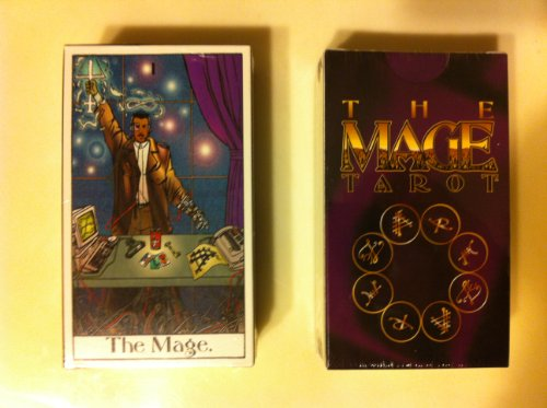 Mage Tarot Deck Revised *OP (Mage: The Ascension): Rea, Nicky; Cassada, Jackie