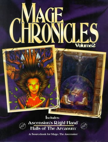 9781565044432: Mage Chronicles, Vol. 2