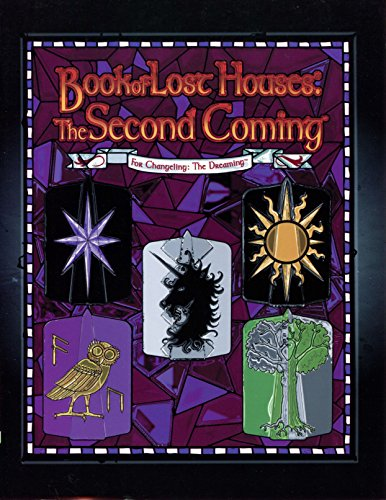 Book of Lost Houses *OP (Changeling: The Dreaming): Michl, Krister; Hollar, Carla; Howard, ...