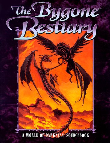 The Bygone Bestiary (World of Darkness): Jackson, Mark