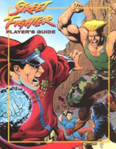Street Fighter: Player's Guide for Streetfighter the Roleplaying Game