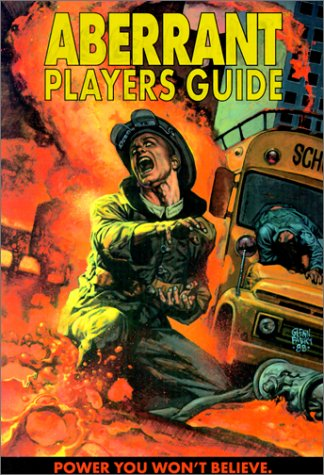 Aberrant Players Guide: Bates, Andrew; Baugh, Bruce; Chambers, John