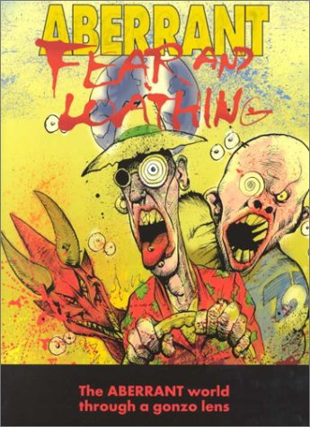 9781565046894: Aberrant: Fear and Loathing