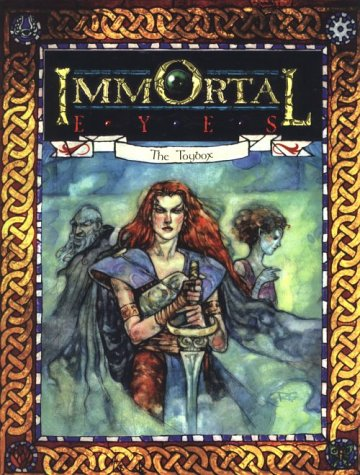 Immortal Eyes I: Toybox (Game) *OP (v. 1) (1565047036) by Chupp, Sam; Herber, Keith