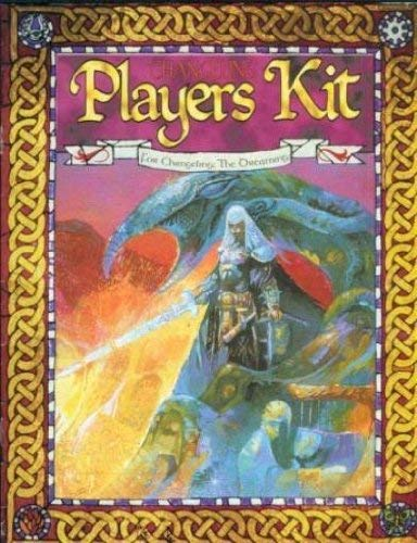Changeling Player's Kit (Changeling): White Wolf Games