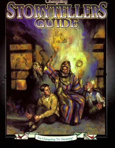 Changeling Storytellers Guide *OP: Hunter, Mark, Lemke,