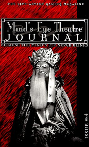 9781565047808: Mind's Eye Theatre Journal: Issue 4