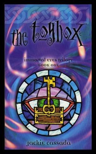 Toybox (Immortal Eyes Trilogy, Book 1) (1565048601) by Jackie Cassada