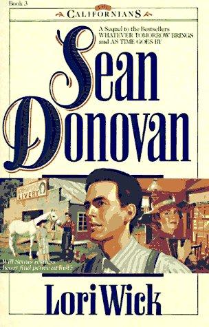 9781565070462: Sean Donovan (The Californians, Book 3)
