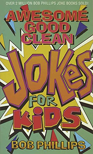 9781565070622: Awesome Good Clean Jokes for Kids