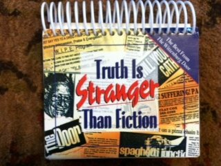 Truth is Stranger Than Fiction (9781565071124) by Mike Yaconelli