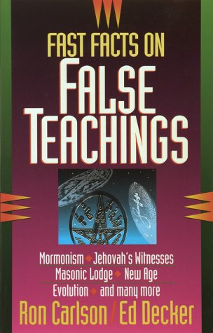 9781565071681: Fast Facts on False Teachings