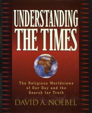 9781565072688: Understanding the Times