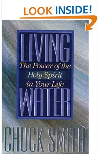 9781565072992: Living Water: The Power of the Holy Spirit in Your Life