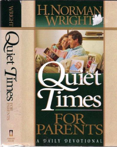 9781565073579: Quiet Time for Parents: A Daily Devotional