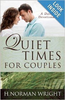 Quiet Times for Couples: Inspirational Thoughts: Wright, H. Norman