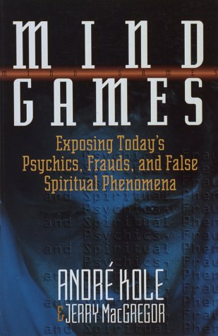 Mind Games (1565078268) by Andre Kole; Jerry MacGregor