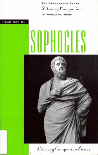 9781565105812: Readings on Sophocles (Greenhaven Press Literary Companion to World Authors)