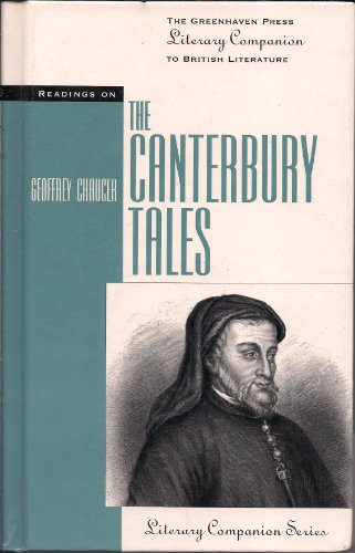 Readings on the Canterbury Tales (Greenhaven Press Literary Companion to British Literature)