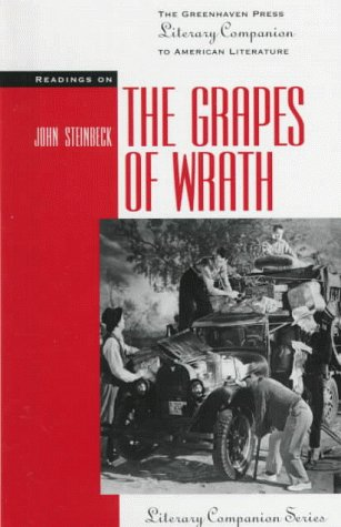 9781565109551: The Grapes of Wrath (Literary Companion (Greenhaven Hardcover))