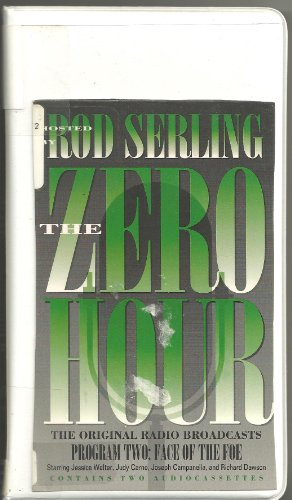 9781565111400: The Zero Hour 02: Program Two: The Face of the Foe