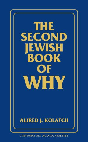 9781565111677: The Second Jewish Book of Why