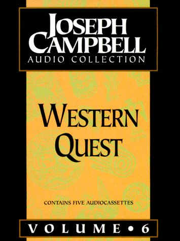 9781565112971: Western Quest (Joseph Campbell Audio Collection)