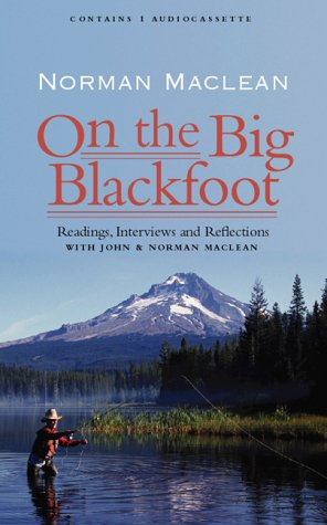 9781565113633: On the Big Blackfoot