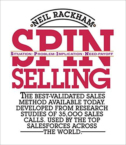 Spin Selling (Audio CD) by Neil Rackham: Penguin Books