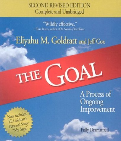 9781565114241: The Goal: A Process of Ongoing Improvement