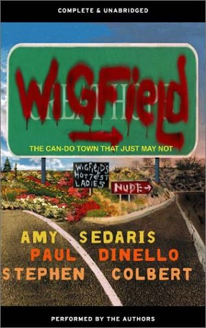 9781565117716: Wigfield: The Can-Do Town That Just May Not