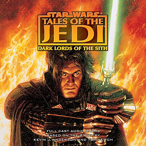9781565119741: Star Wars Tales of the Jedi: Dark Lords of the Sith
