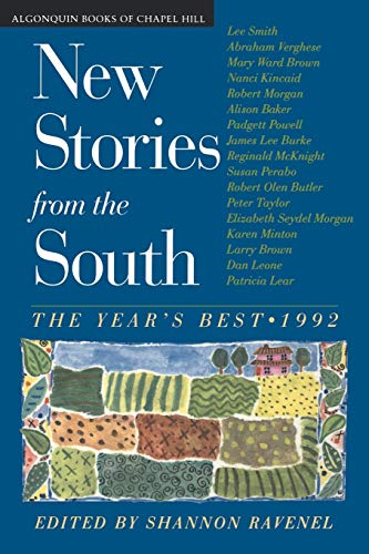 9781565120112: New Stories from the South 1992: The Year's Best