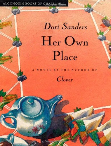 HER OWN PLACE.: Sanders, Dori.