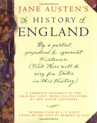 9781565120556: Jane Austen's The History of England