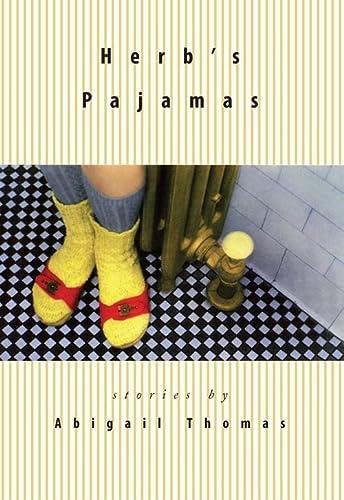 Herb's Pajamas: Thomas, Abigail
