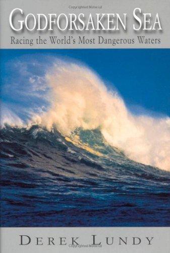 9781565122291: Godforsaken Sea: Racing the World's Most Dangerous Waters