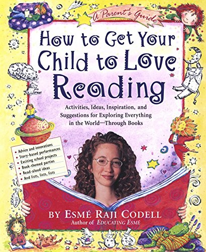 How to Get Your Child to Love Reading: A Parents Guide
