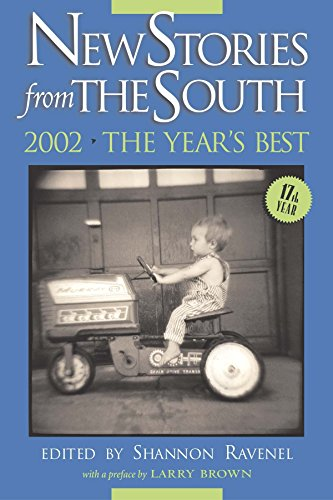 New Stories from the South: The Year's Best, 2002
