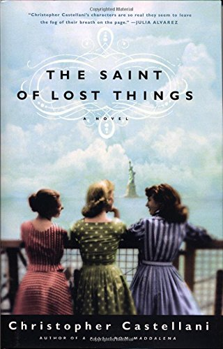 The Saint of Lost Things: A Novel: Castellani, Christopher