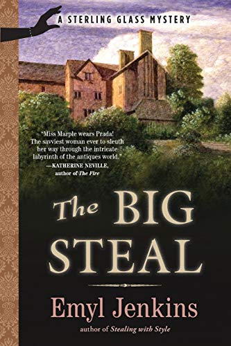 9781565124462: Big Steal (Sterling Glass Mysteries)