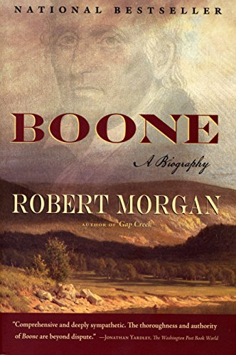 9781565124554: Boone: A Biography