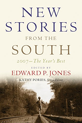 New Stories from the South: The Year's Best, 2007 ARC [SIGNED by Joshua Ferris] Advance ...