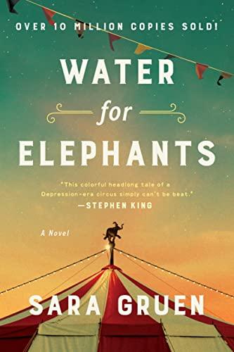 9781565125605: Water for Elephants