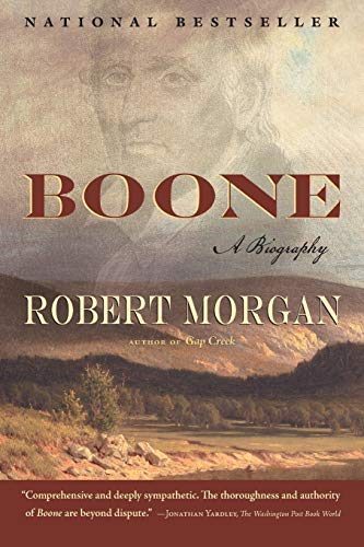 9781565126152: Boone: A Biography (Shannon Ravenel Books (Paperback))