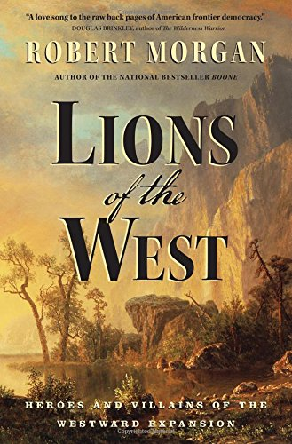 9781565126268: Lions of the West
