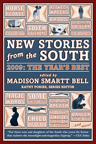9781565126749: New Stories from the South 2009
