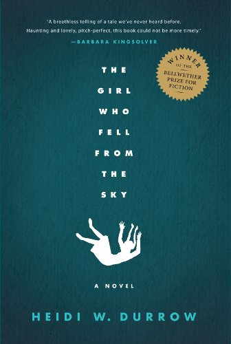 9781565126800: The Girl Who Fell from the Sky