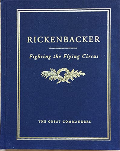 9781565150058: Fighting the Flying Circus (The Great Commanders Series)